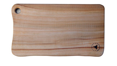CBTHM Medium wooden cutting boards with Thumb Hole