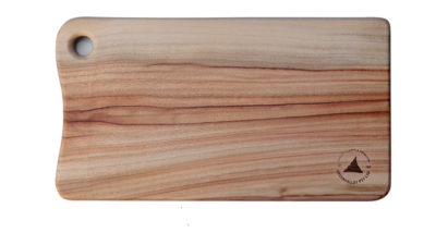 CBTHS Compact wooden cutting board with Thumb Hole