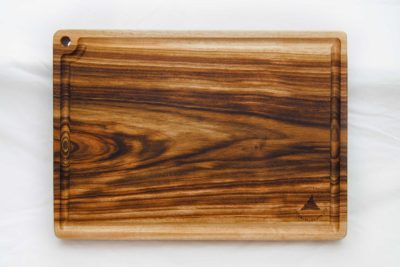 CBGV2 Compact Camphor Wood Cutting Board