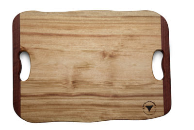 CBR3 Large Sized Wooden Chopping & Serving Board