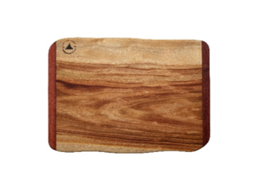 CBRE1 Handmade compact size chopping and serving board